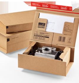 Paketversandverpackung